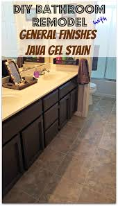 general finishes java gel stain review leap of faith crafting