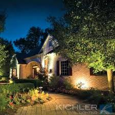 Kichler Outdoor Lighting Kichler Outdoor Led Landscape Lighting Mreza Club