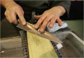 how to succeed at knife sharpening without losing a thumb the
