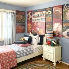 Sports Bedroom Ideas Modern - Boys bedroom decorating ideas sports