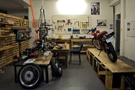 Building A Garage Workshop Shop Visit Cape Town South Africa Bike Exif