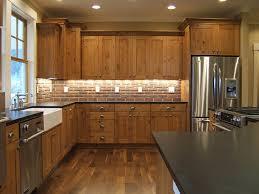 kitchen brick wall tiles kitchen with light brick backsplash