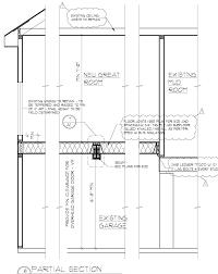 garage door supporting brick veneer on wood framing jlc online