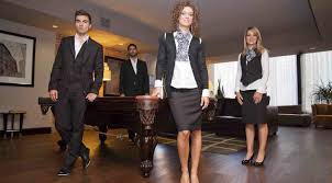femmes de chambres tenue de femme de chambre dress code et valet de chambre