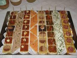 canapé pour apéro recette d 39 amuse bouches au saumon canape facile a faire sibfa com