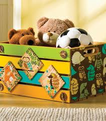 diy wooden crate perfect for storing toys supplies from joann