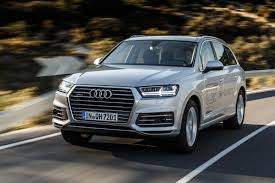 first audi quattro the all new audi q7 e tron quattro will arrive in australia in