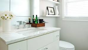 Bathroom Wall Mounted Shelves Bathroom Ideas Corner Bathroom Wall Shelves On White Painted