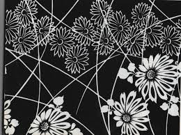 japanese pattern black and white japanese design through textile patterns boxofmisc