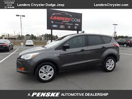 ford escape 2015 used ford escape fwd 4dr s at landers chrysler dodge jeep ram