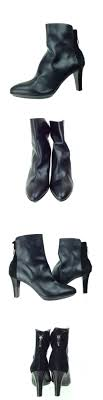 s heel boots size 11 boots 53557 s shoes aquatalia reggae black leather ankle
