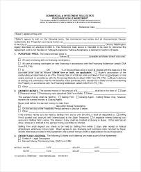 commercial real estate purchase agreement obtaining signatures 3