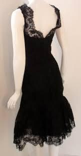 cocktail vintage black dress u0026 oscar fashion review gossip style