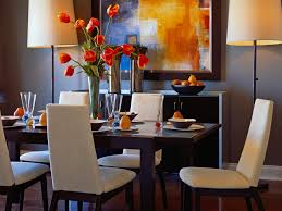 Decorating With Floor And Table Lamps HGTV - Dining room table lamps
