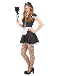 classic maid costume for women vegaoo