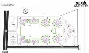 Dlf New Town Heights Sector 90 Floor Plan Dlf New Town Heights In New Town Kolkata Flats For Sale In Dlf