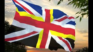 Union Flags New Union Flag Including Wales And Cornwall Youtube