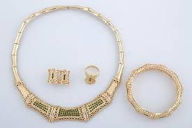 saudi arabia gold earrings westernrain newest design saudi gold jewelry green blue