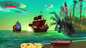 captain jake land pirates ghost island disney