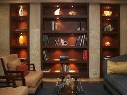Bookshelves With Lights Lighting Ideas For Bookshelves Bookshelf Cbdaeca Surripui Net