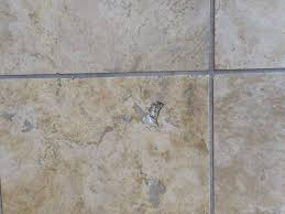 flooring what to use to fill holes in floor tile in kitchen