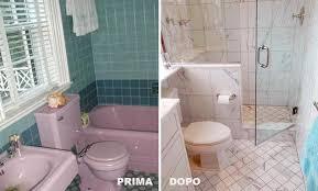 trasformare una doccia in vasca da bagno trasformare la vasca in doccia