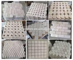 Marble Mosaic Tile Crema Marfil Marble 2