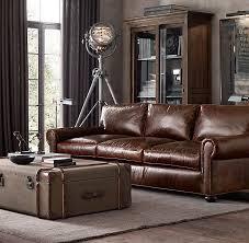 Rejuvenate Leather Sofa Original Lancaster Leather Sofa