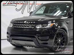 land rover sport 2015 2015 land rover range rover sport for sale classiccars com cc