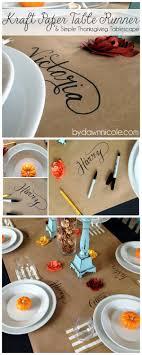 best 25 thanksgiving table decor ideas on