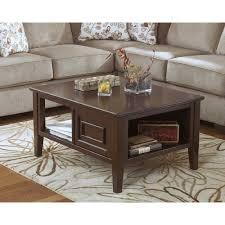 Larimer Upholstered Bedroom Set Rectangular End Table