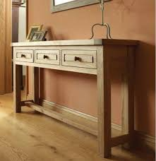 Oak Console Table With Drawers Console Table Oak Console Table Sale Original Rustic Drawer In