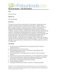 incident summary report template security guard report exle and best photos of writing an