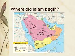the rise and spread of islam ppt