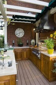 kitchen built in grill cabinet outdoor kitchen refrigerators