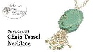 tassel necklace make images Make a chain tassel necklace jpg