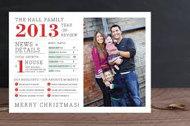 year in review christmas card review minted cards team whitaker