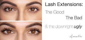 Do You Need A License To Do Eyelash Extensions Eyelash Extension Pros U0026 Cons The Good The Bad And The Ugly