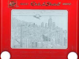 empire state building etch a sketch art will amaze you