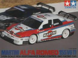 alfa romeo martini racing 58189 martini alfa 155 from rcworld showroom tamiya 1 10 rc alfa