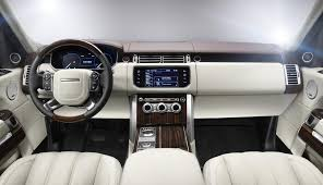 mini land rover interior image of the all new 2013 range rover eurocar news