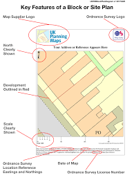 What Is A Map A Guide To Creating Your Site Plan Or Block Plan