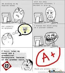 Funny Grammar Memes - friday funny grammar edition random lifestyle