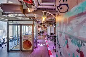 google tel aviv office interiors idesignarch interior design