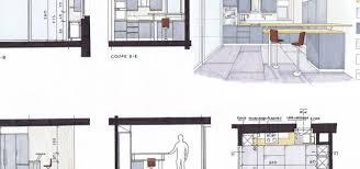 etude de cuisine etude de cuisine dessinateur trice cfc orientation architecture