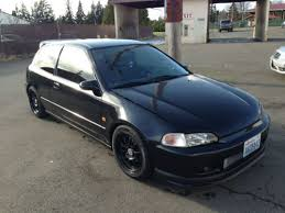 94 honda civic eg hatchback find used 94 honda civic eg black hatchback turbo jdm b18c1 fully