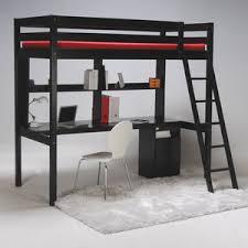 bureau sous lit mezzanine le lit mezzanine interieurmaison