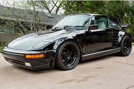 1987 porsche 911 slant nose factory slantnose porsche 930 cars for sale blograre cars