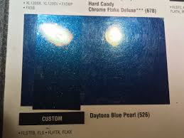 daytona blue paint code v twin forum harley davidson forums