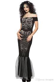 skeleton costume womens 2016 real new tv costumes women skeleton christmas s l m